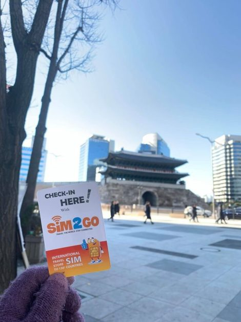 South Korea Travel Sim Feedback