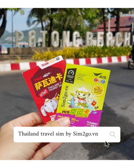 Tips to buy the best Thailand travel Sim in Vietnam at cheap price